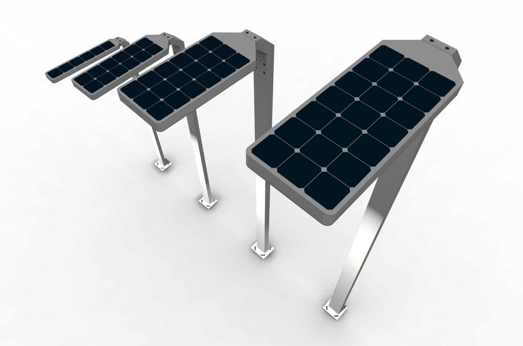 SOLAR Powered Smart City Furnitures